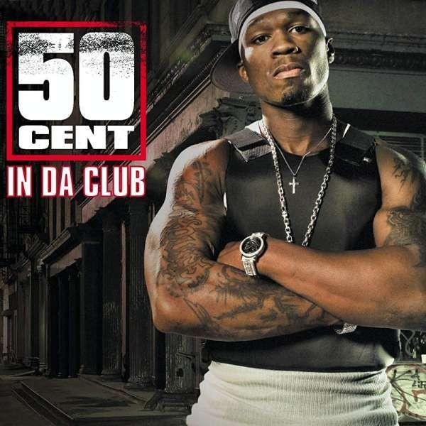ریمیکس  50 cent به نام In da club